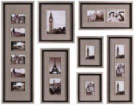 Uttermost 14458 Massena Photo Collage, Set of 7, Rustic - $437.80