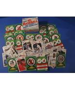 1988 Fleer Baseball 22 Logo Stickers & 132 Trading Cards - $4.99