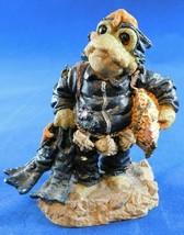 1998 Boyds Bears & Friends #4E/1628 Style #36751 Bridges...Scuba Frog - $7.87