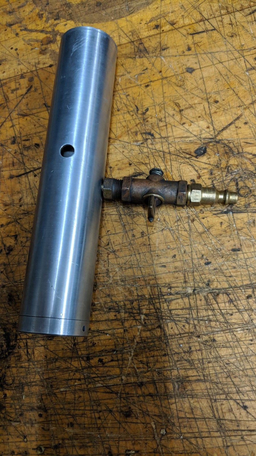 Vortex Tube Cool Cold Air Gun machine tool cutter mill bit pneumatic chiller