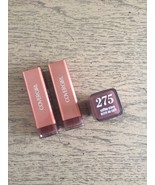 Covergirl Colorlicious Lipstick #275 Coffee Crave NEW Lot of 3 - $11.99
