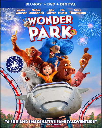 Primary image for Wonder Park [Blu-ray + DVD + Digital]