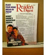 Reader's Digest January 1998 Bobby Unser's Mountain Ordeal - $8.09