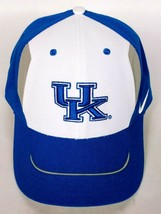 University Of Kentucky Wildcats Men's Blue White Baseball Hat Strapback - $26.27