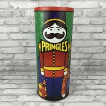 Pringles Can 1999 Edition Metal / Tin Promo Canister Display Vintage Lar... - $25.29