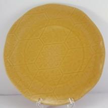 """Lenox Desert Flora Salad Plate Southwestern 9.25"""" Goldenrod Verde Terracotta - $24.00"""