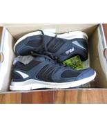 BNIB Fila® Memory Resilient Womens Training Shoes, size 8, blk/white/msl... - $38.61