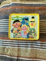 1979 Alladin Sesame Street Lunch box w Thermos - $40.00