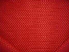 1-5/8Y KRAVET LEE JOFA RUBY RED ROUGE FLEUR DRAPERY UPHOLSTERY FABRIC - $20.59