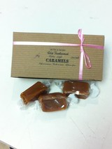 Old Fashioned Homemade style Caramels – 12pc gift box – Fresh & buttery - $19.95