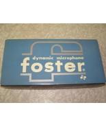 Foster Dynamic Microphone Vintage DF-22B - $54.99