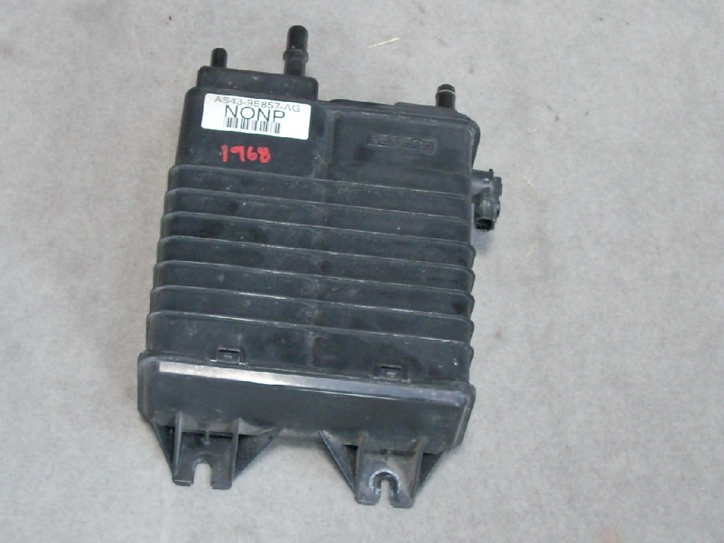 2015 FORD FOCUS CHARCOAL FUEL CANISTER AS43-9E857-AG