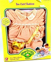 New 2005 Cabbage Patch Kids Cpk Too Cute Fashion Outfit Play Along - $29.69