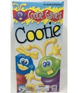 "Milton Bradley Cootie Games ""Cootie"" The Original Build A Cootie Bug Gam... - $18.75"