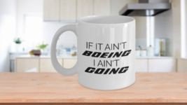 Airplane Pilot Boeing Funny Christmas Gift Idea Coffee Cup - $14.65+