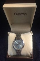 Armitron Now Ladies Wrist Watch Water Resistant Classic Larger (40) - $28.98