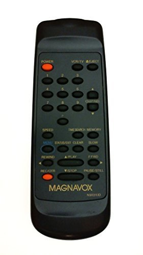 Magnavox - VCR - TV Remote (philips N9031UD)