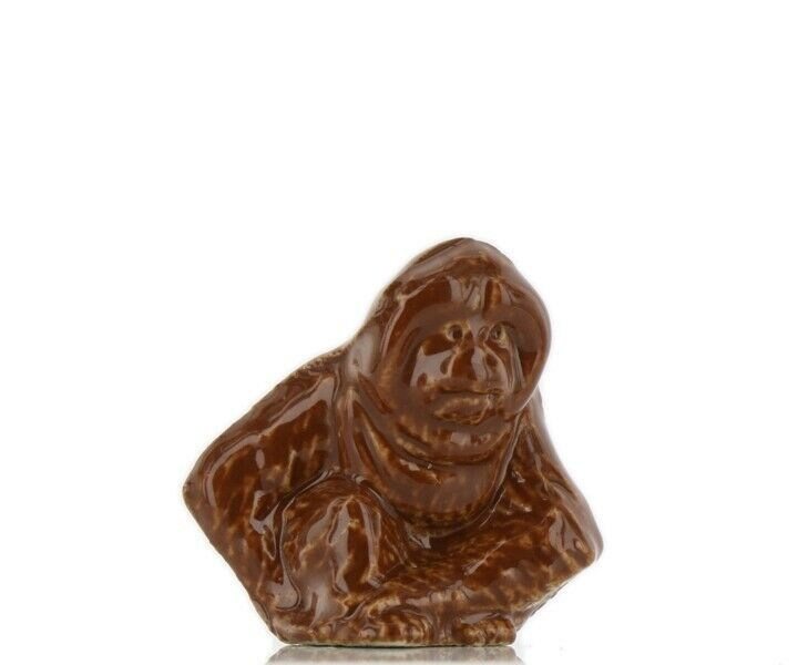 Wade Whimsies Porcelain Miniature Orangutan