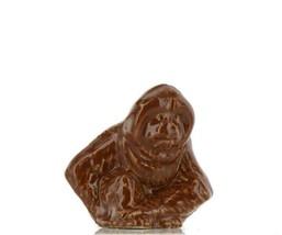 Wade Whimsies Porcelain Miniature Orangutan image 1