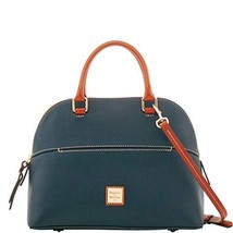 Dooney & Bourke Pebble Grain Carter Satchel BLACK