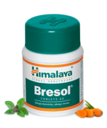 Himalaya Bresol Tablets - Breathing solution, respiratory allergies - 60... - $14.00