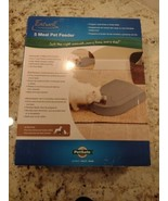 PetSafe Eatwell 5 Meal Automatic Feeder Dog/Cat 5 Day Programing used - $24.87