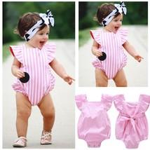 Infant Baby Kids Girls Clothes Bodysuit Romper Jumpsuit Playsuit Outfits... - $17.50