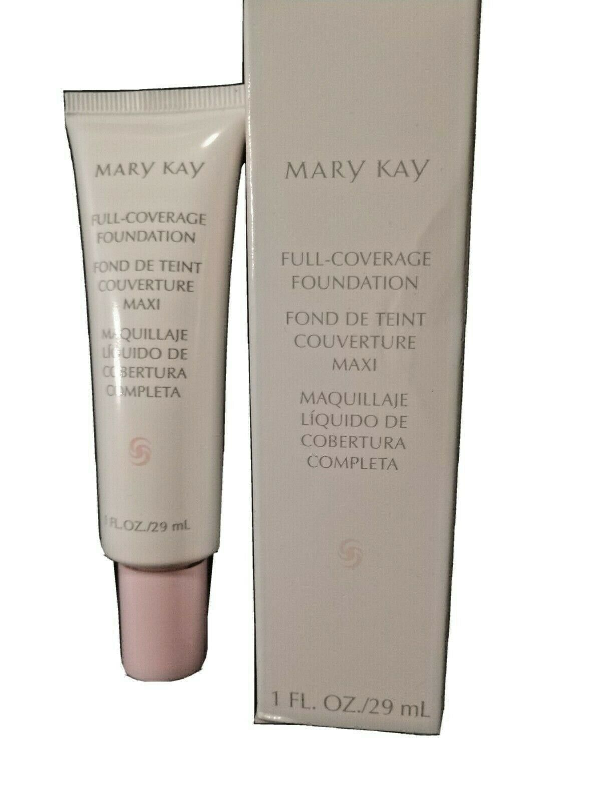 Mary Kay Full Coverage Foundation 2 Customer Reviews And 29 Listings
