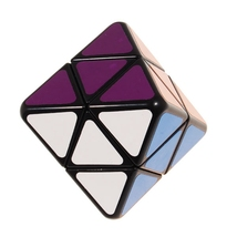 Brand New IQ Test Octahedron Magic Cube Speed Puzzle Cubes Educational T... - $27.74