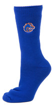 Boise State University Licensed Blue Thermal Socks - $17.95