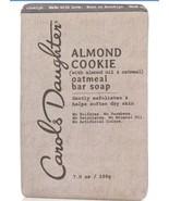 Carol's Daughter Almond Cookie Oatmeal Bar Soap, 7 oz  - $5.99