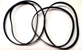 4 160XL037 Timing Belts 80 Teeth Ryobi Wide Upper Sander Model OSS450 OSS500-28 - $20.77