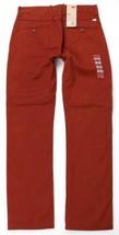 NEW LEVI'S 513 MEN'S SLIM STRAIGHT FIT COTTON PANTS TROUSER 513-0007 SIZE 38X30 image 2
