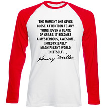 Henry Miller - New Red Long Sleeves Cotton Tshirt - $26.20