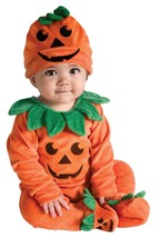Lil' Pumpkin Halloween Costume - $30.00