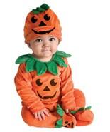 Lil' Pumpkin Halloween Costume - $30.00