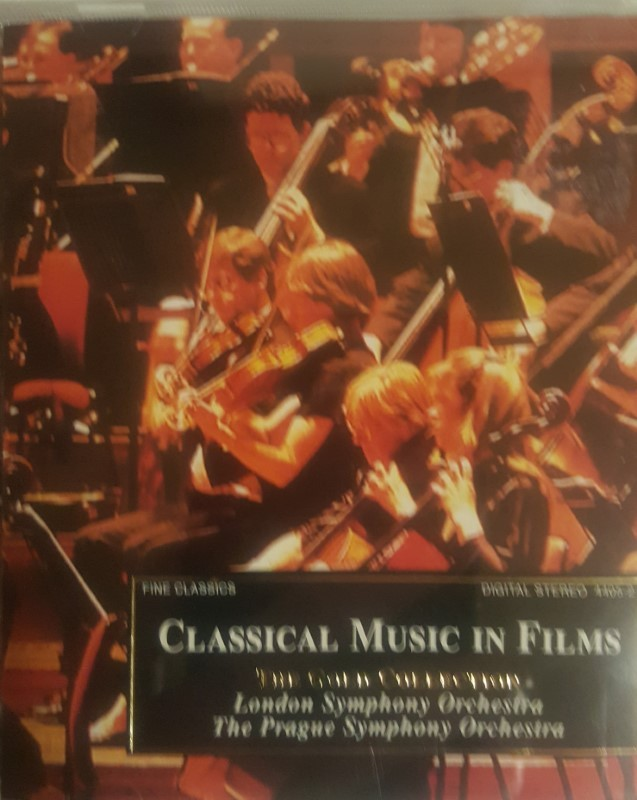 Classical Music in Films Cd