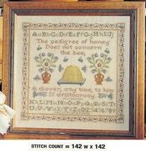 THE PEDIGREE OF HONEY -  CROSS  STITCH  PATTERN  ONLY  PY - PYY - $7.38