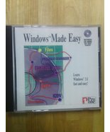 Windows Made Easy - $7.92