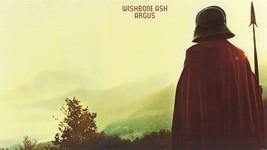 WISHBONE ASH - ARGUS - Gently Used CD - 10 Songs - FREE SHIP  - $9.99
