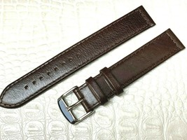 my favorite  18mm genuine Italian leather watch band premium quality fit... - $23.99