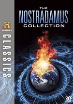 THE NOSTRADAMUS COLLECTION DVD Set History Channel Classic HOME VIDEO Sh... - $35.63