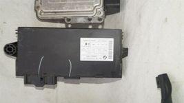 09 Mini Cooper R56 ECU ECM DME CAS3 Computer Ignition Switch Fob Tach SET - 6spd image 3