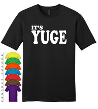 It's Yuge Huge Mens Gildan T-Shirt New - $19.50