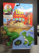 Think Way Toy Story Rex with clamping jaws and moving legs. 1996 - $23.36