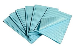 Avalon Papers 1053 Dental Bib Polyback Towel, 2-Ply Tissue + Poly, 13'' ... - $35.08