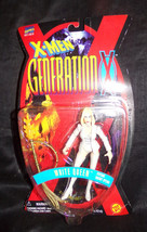 New WHITE QUEEN X-MEN Generation X Action Figure NIP on Card 1996 Vtg To... - $12.83