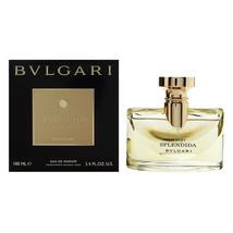 Splendida Iris d'Or by Bvlgari  3.4 oz / 100ml Eau De Parfum Spray for W... - $57.49