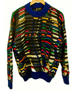 Vintage Coogi Australia Pure Wool Men's  Sweater Size S - $194.00