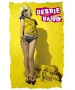BLONDIE Poster 24x26 inches Vulture Dolls Debroah Harry Debbie Punk Rock... - $24.99